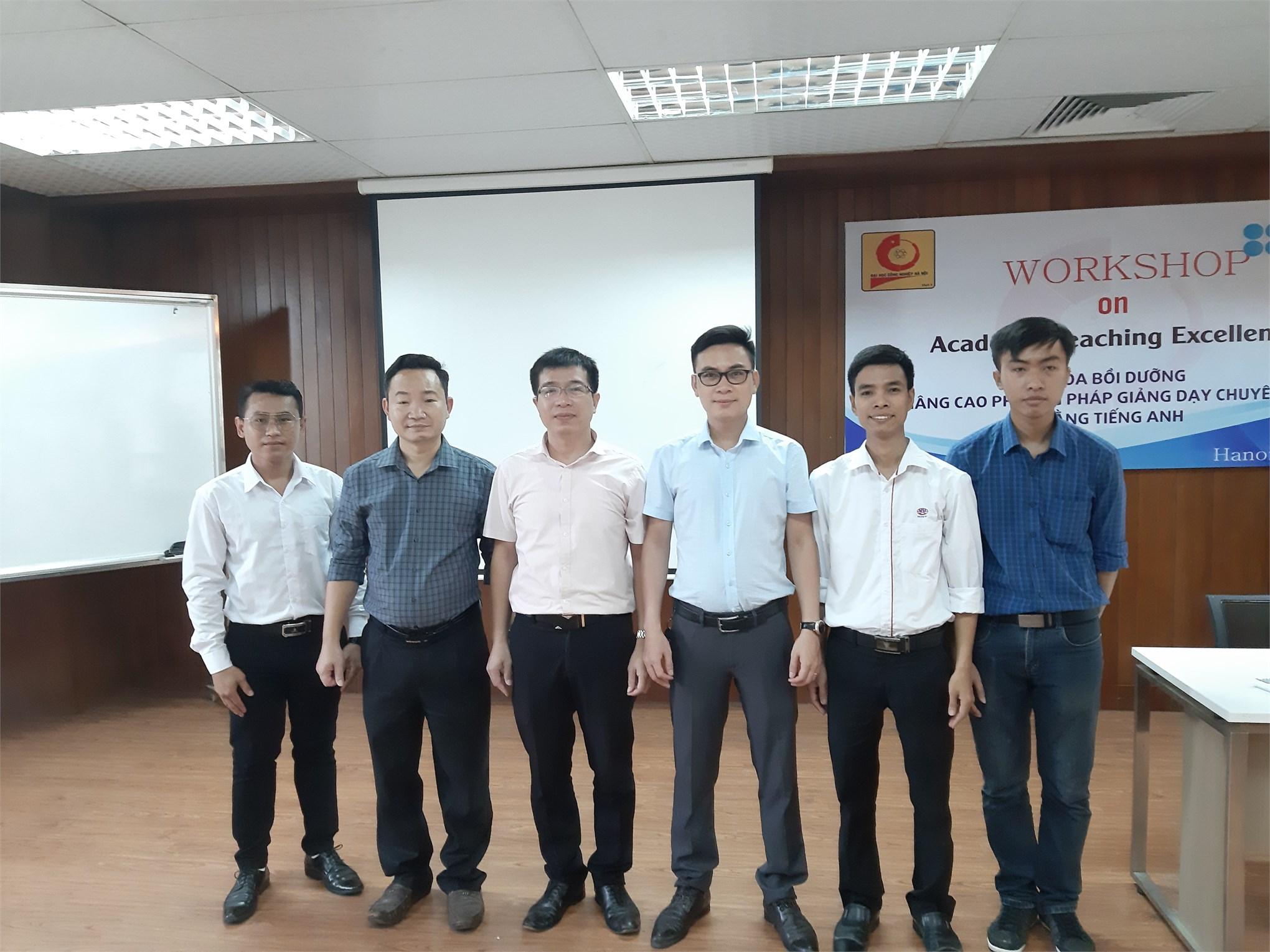 Tổ chức đánh giá đề cương luận văn thạc- sĩ – chuyên ngành Kỹ thuật Cơ điện tử và chuyên ngành Kỹ thuật Cơ khí – Cao học khóa 8 đợt 1 (2018-2020)