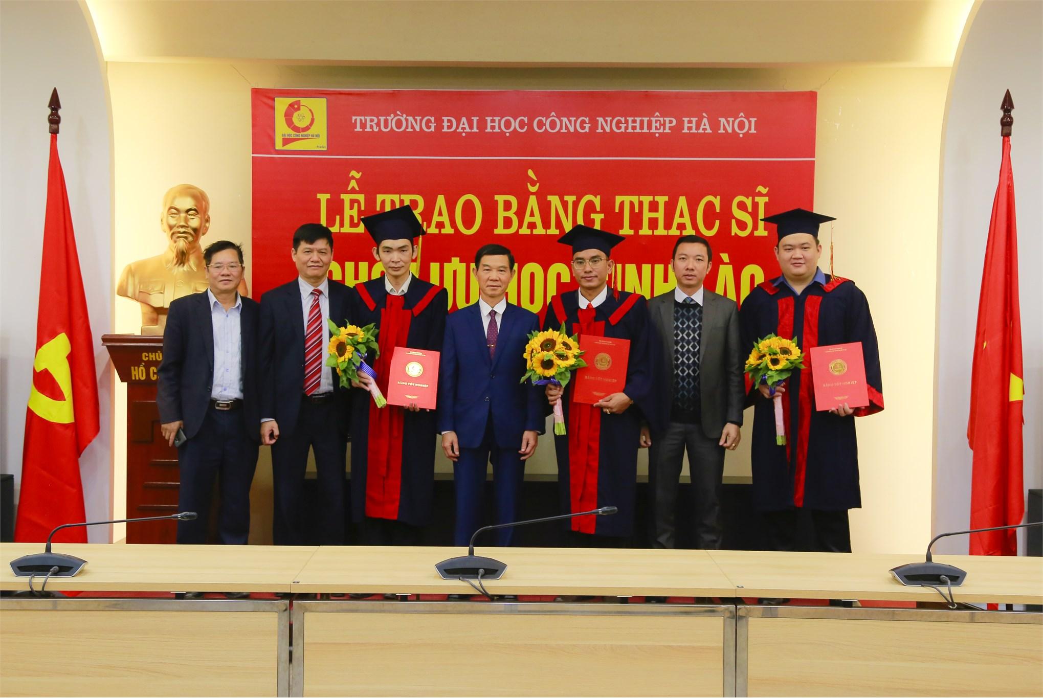 Những dòng cảm tưởng của LHS Lào học cao học tại trường Đại học Công nghiệp Hà Nội
